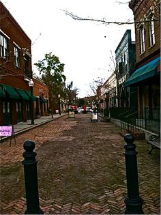Downtown Summerville, SC