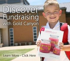 Gold Canyon has the World's Finest Fundraising Program along with the World's Finest Candles! Fundraisers for sports teams, cheerleaders, dance studios, medical needs, and other groups. Gold Canyon offers the best smelling candles on the market with a 38-40% profit to your group! Contact me for your fundraising needs. Https://goldbythesea.mygc.com