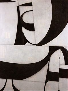 Cecil Touchon // PDP538CT12 - 44x33 inches - collage and acrylic on canvas