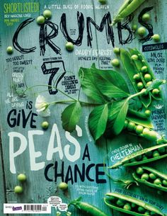 Crumbs (UK)  Headlines/taglines to help visitors explore new products