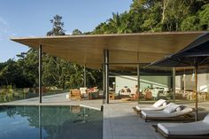 Casa Delta By Bernardes Arquitetura