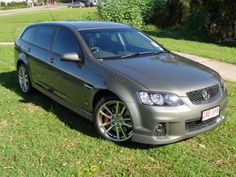 2012 Holden Commodore Sportswagon SSV Redline with an automatic tranny.  I'd love ot import one of these little Aussie wagons to the US.  6L, 362 hp V8 under the hood... 0-60 in about 6 seconds and Top out around 169 mph...  yeah I'd drive it.  Cost comes in at right around $60000 USD