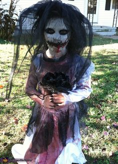Dead Bride - Halloween Costume Contest via @costumeworks