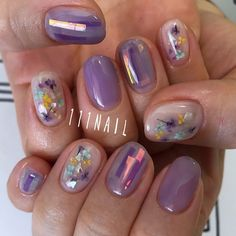 10 Creative Nail Designs for Short Nails to Create Unique Styles Subtle Nail Art, Pink Nail Art, Glitter Nail Art, Gel Nail Art, Nail Art Diy, Rose Nail Art, Acrylic Nails, Nail Polish, Rose Nails