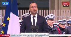 Husband of Gay Police Officer Killed in Paris ISIS Attack Gives Beautiful and Devastating Eulogy #TerroristAttack