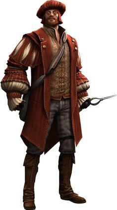 Assassin's Creed Brotherhood. The Engineer.