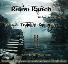 Here is a placard I made for our guest ranch. We want to be a reflection on earth, as it is in heaven... Reino Ranch: located in the heart of Texas (Central TX Hill Country)! www.reinoranch.com