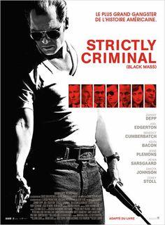 Reprenant l'histoire vraie de James « Whitey » Bulger, parrain de la pègre irlandaise qui a régné pendant plus de 20 ans dans les quartiers sud de Boston, Strictly Criminal (Black Mass en VO) veut tellement devenir LE film de gangsters scorsesien des années 2010...