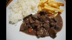 Recept na ragú z jelenej lopatky (možnou náhradou je hovädzia roštenka) Beef, Food, Meat, Essen, Meals, Yemek, Eten, Steak
