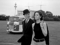 The Avengers - John Steed et Emma Peel