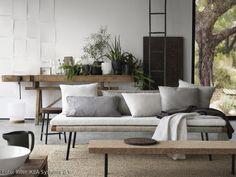 Mehr Auf Roomido.com: Naturverbundenheit Als Einrichtungskonzept: Möbel Aus  Naturmaterialien U0026 Farbwahl In