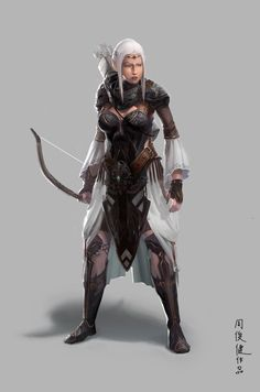 elf by henryz.deviantart.com on @DeviantArt