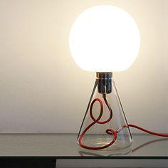 01 Lamp - Red - by Vejtsberg #MONOQI
