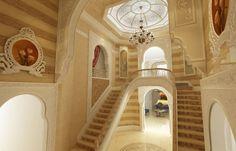 Ahmed Mekey Villa Interior design Project Idea - Top and Best Italian Classic Furniture