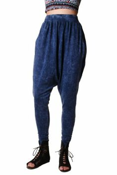 Cemi Ceri Womens Mineral Wash Jersey Hammer Pant $30