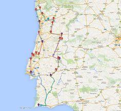 Lisbon, Porto and Lagos self-drive tour