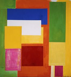 Abstract Expressionist painter Hans Hofmann! Born March, 21, 1880.