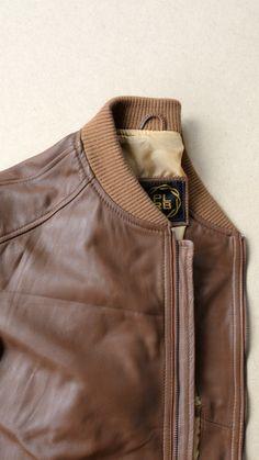 Salted Caramel Lambskin Leather Jacket...yes it really is that amazing! #leatherjacket #lambskin #styleinspiration