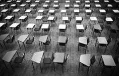 Aprender no es aprobar exámenes.Thomas Galvez. Examination.  CC 2.0 by https://flic.kr/p/nDTzBK