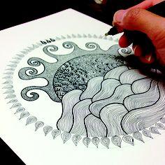 Oceania Illustration Process II