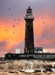 Little Gull Island Lighthouse, Long Island, NY