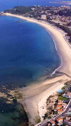 Playa Samil, Vigo