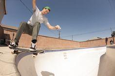 Thrasher Skateboard Magazine   Downhill to Deathwish
