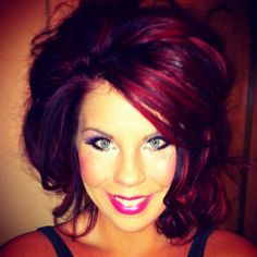 RED HAIR!!