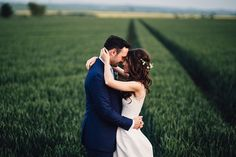 Bride & Groom - Samuel Docker Photography | Rustic Cripps Stone Barn Cheltenham Wedding | Hey Style styling & Props | Meringue Girls Treats | Jesús Peiró Wedding Dress from Miss Bush | Baz and Fred Pizza's
