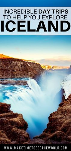 We've rounded up the Best Tours in #Iceland to help you explore this incredible country. With day tours departing from Reykjavik, Vik and Akureyri we can help you cover everything Iceland has to offer - and with a best-price guarantee you'll be sure you are getting a great deal! ** Iceland Day Trips | Iceland Bucket List | Iceland Things to do | Iceland Day Tours | Day trips from Reykjavik | Day Trips from Vik | Day Trips from Akureyri | Iceland Travel | Iceland Reykjvik | Iceland Blue…