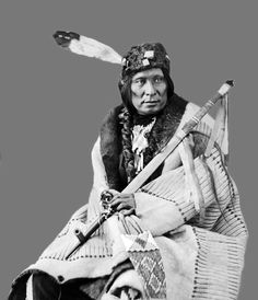 Chief Mad Bear was looked upon as a kind and wise individual. As a young man he had been a member of the Fool Soldier Band. This band had rescued some white people who had been taken prisoners in the Minnesota uprising in 1862. Mad Bear died in 1915 and is buried at Wakpala, South Dakota.
