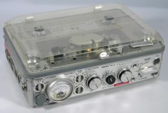 Cory Doctorow: cassetteplayers: The Nagra IV-L is a...
