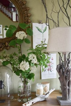 barocke blumenprints und neue deko fürs wohnzimmer, Wohnzimmer