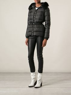 Moncler 'fabre' Padded Jacket - Sn3 - Farfetch.com