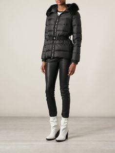 Moncler 'fabre' Padded Jacket - Sn3 - Farfetch.com