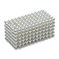 432pcs CHEERLINK XB-01 3mm DIY Neodymium Iron Magnetic Balls Educational Toys Set Silver White.  Check this out at the Tmart link on MomTheShopper.