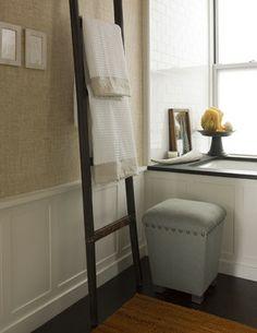Noho Loft - contemporary - bathroom - new york - Thom Filicia Inc.