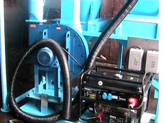 уборочное оборудование. Промышленный пылесос