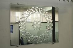 espelho incisão em vidro - Pesquisa Google