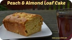 Peach and Almond Loaf Cake – Bake of the Week