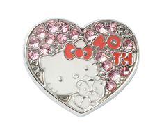 ! 40th anniversary of Hello Kitty Belt-type strap & Parts ★ | Goods | Hello Kitty 40th Anniversary Special Site