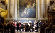 Top orchestra quits Britain over Brexit migration clampdown Concern from its musicians about travel restrictions mean the Oxfordshire-based EU Baroque is moving to Belgium