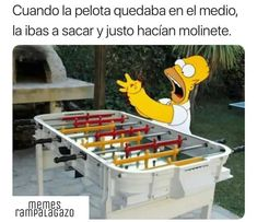 La imagen puede contener: meme y texto Dankest Memes, Funny Memes, Jokes, Spanish Memes, Disney Memes, Electro Music, Daily Memes, Funny V, The Simpsons
