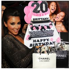 """""""Happy Birthday Brittany"""" by melindairenes on Polyvore"""
