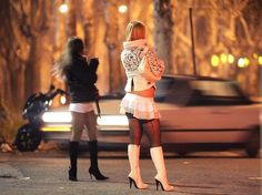 Prostitutes On the Street | Will street trade ban cause extinction of Earth's oldest profession ...