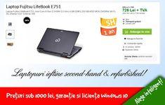 Laptopuri ieftine second hand