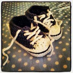 Los zapatos para Mateo... :)