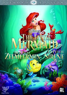 The Little Mermaid (De Kleine Zeemeermin) (Diamond Edition)