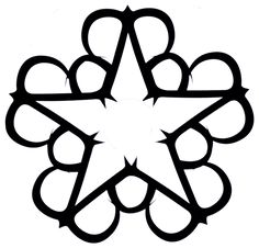 black veil brides pentacharm. I want this on my chest, already have space saved for it