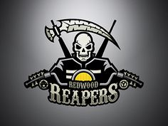 Redwood reapers dribbble